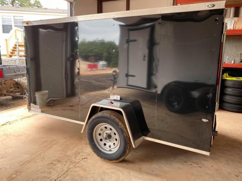 2020 Deep South 5x10 Single Axle Enclosed Cargo Trailer - NEW!