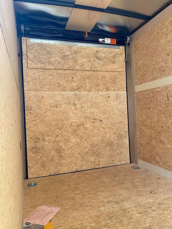 2021 Wells Cargo 6x12 Single Axe Fast Trac Enclosed Cargo Trailer