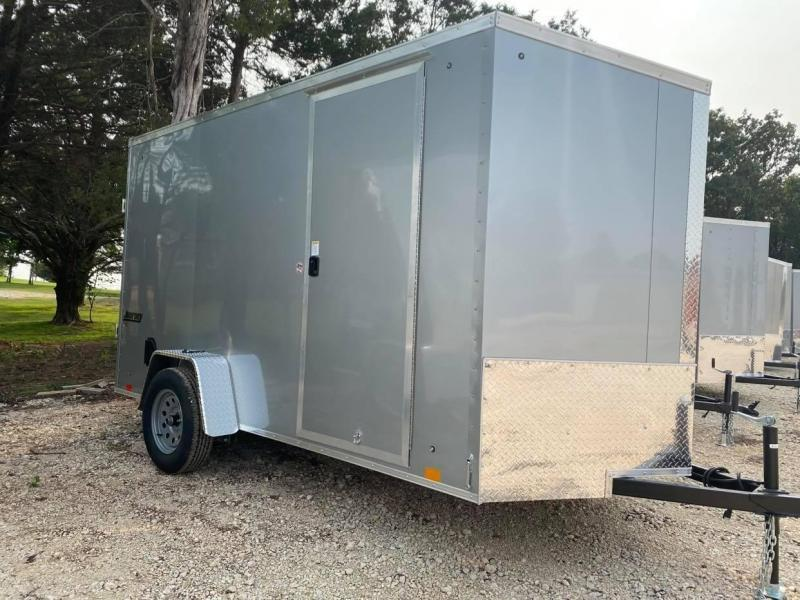 2022 Pace American 6x12 Enclosed Cargo Trailer