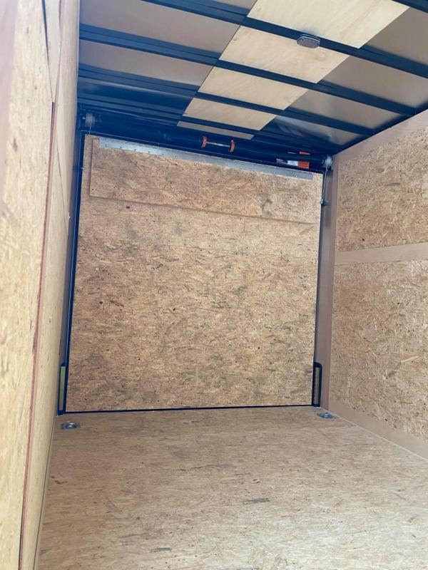 2021 Wells Cargo Road Force 7x14 Enclosed Cargo Trailer-Road Force NEW!