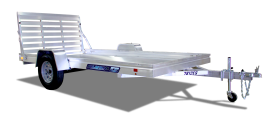 2022 Aluma 7810ES-A Utility Trailer