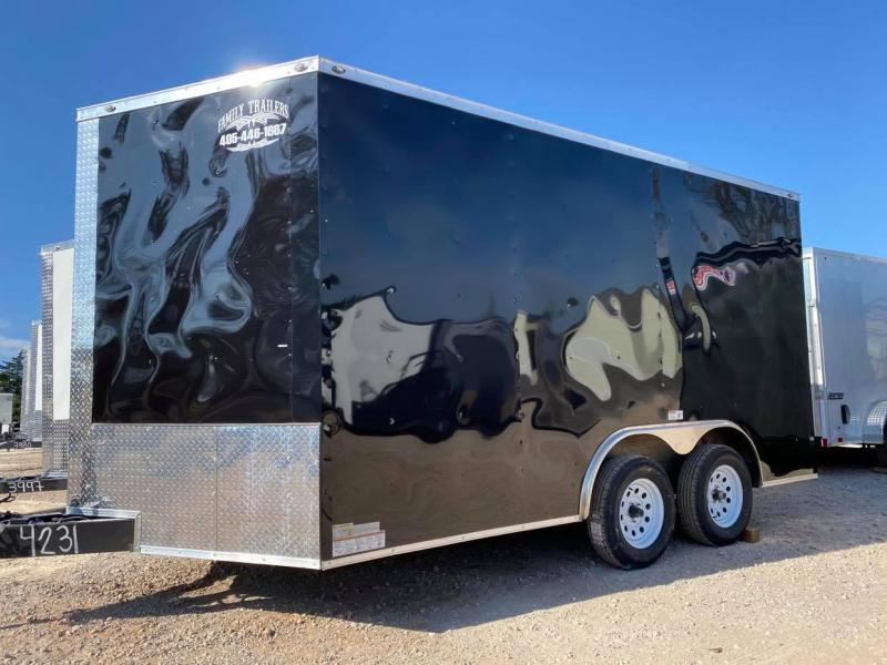 2020 Deep South 8.5x14 Tandem Axle Enclosed Cargo Trailer - NEW BUT DISCOUNTED--