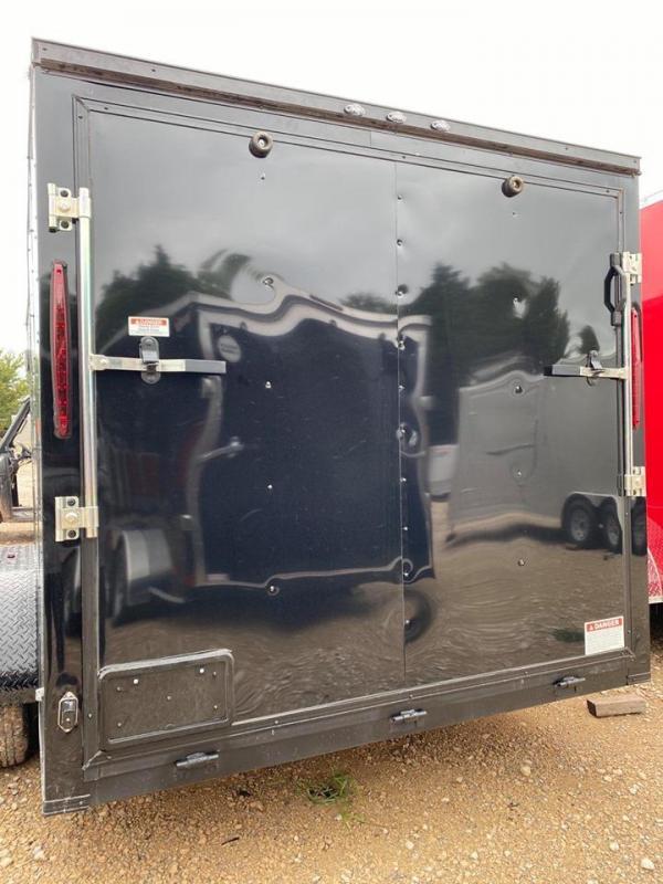 2020 Deep South 7x14 Tandem Axle Enclosed  Cargo Trailer - NEW!