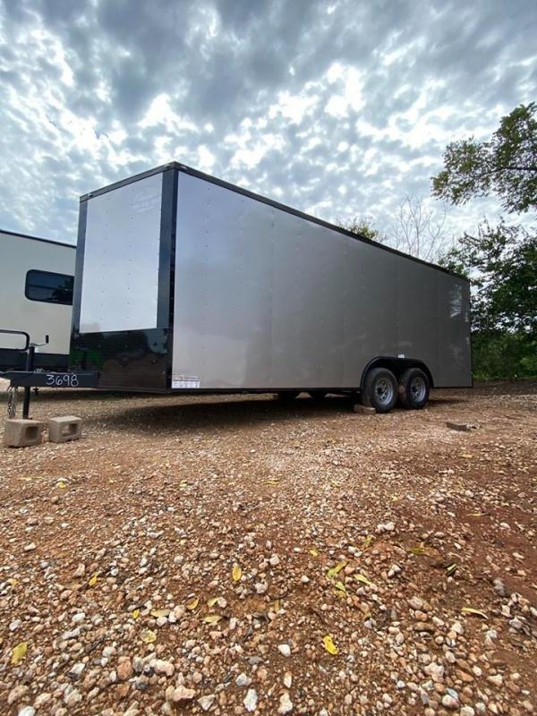 2020 Deep South 8.5x20 Tandem Axle Enclosed Cago Trailer - NEW!