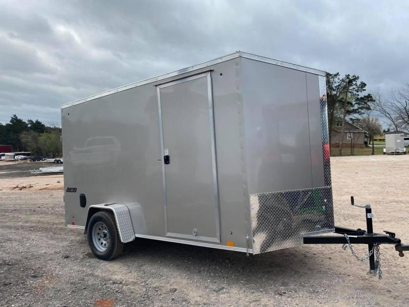 2021 Pace American 6x12 Single Axle SE Enclosed Cargo Trailer