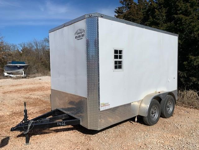 2019 Deep South 7x12 Camper Conversion Enclosed Cargo Trailer Family Garden Trailers In Guthrie Ok Your Local Edmond And Oklahoma City Trailer Dealer Shop Utility Flatbed Dump And Enclosed