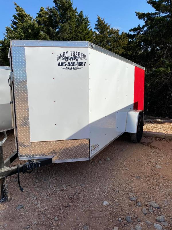 2020 Deep South 5x12 Single Axle Enclosed Cargo Trailer - NEW BUT DISCOUNTED--
