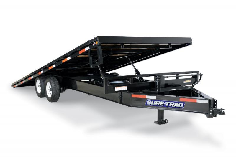 Sure-Trac HD Low Profile Power Tilt Deckover