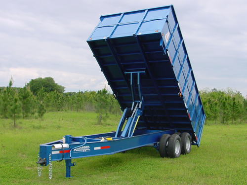 Anderson Manufacturing 10/12 Ton Tagalong Dump Series