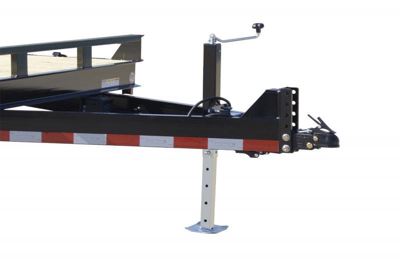 Sure-Trac Single Axle Tilt Bed Equipment