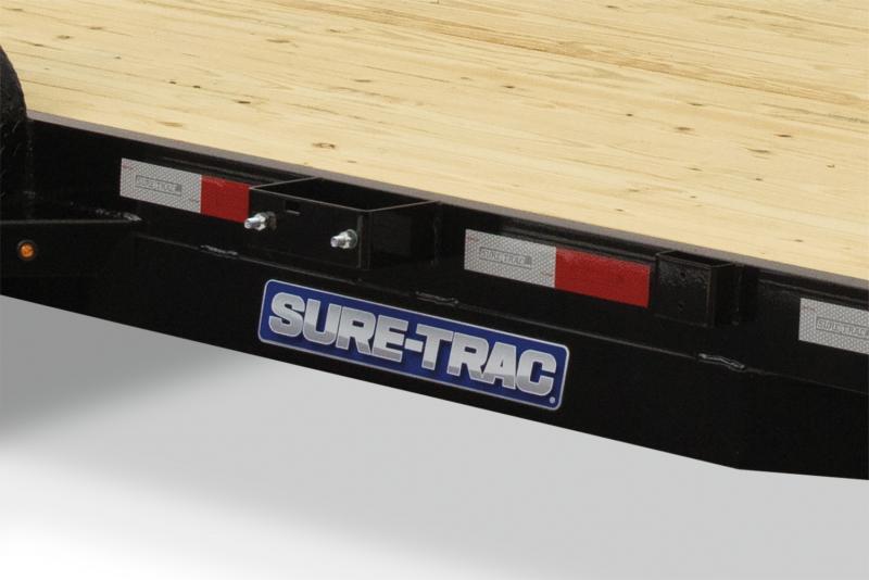 Sure-Trac C-Channel Car Hauler