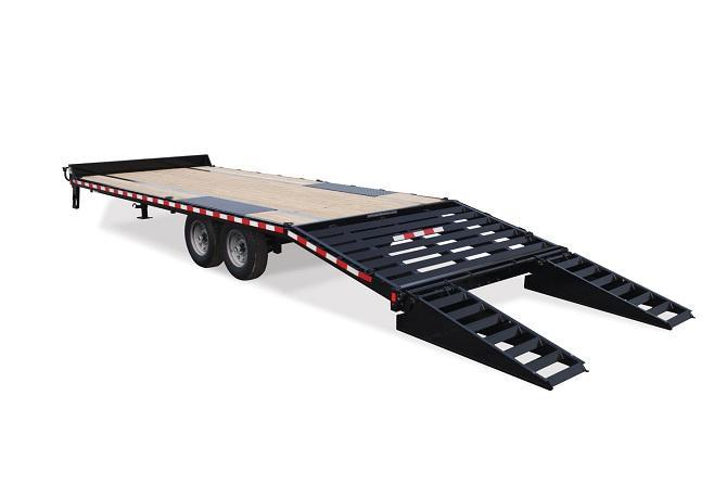 Sure-Trac HD Low Profile Beavertail Deckover