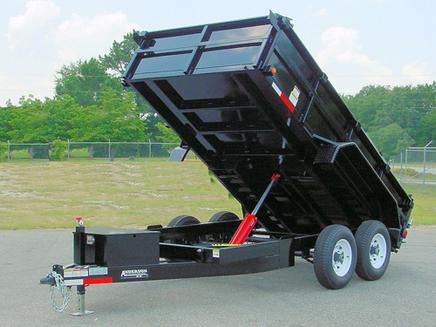 Anderson D5T Low Pro Dump Series