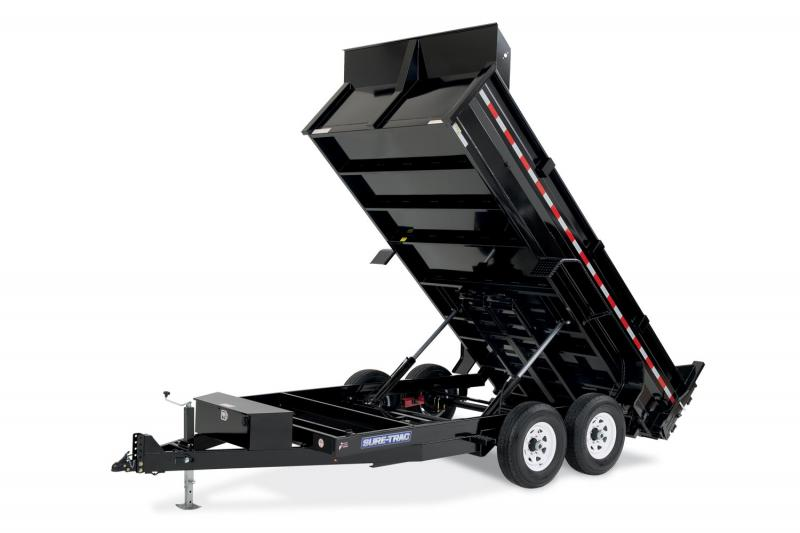 Sure-Trac HD Low Profile Dump