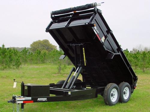 Anderson D6TLP Dump Series