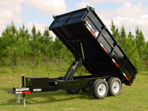 Anderson D6T Dump Series