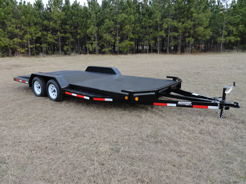 "Anderson CFT ""Texan Style"" Series Car Haulers"