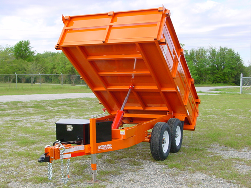 Anderson LHD5T Dump Series