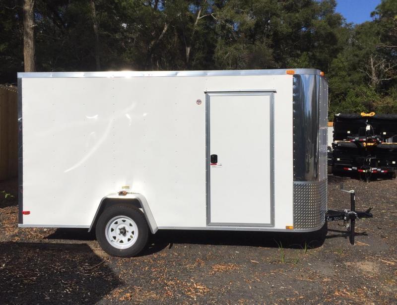 Arising 7 x 12 Single Axle Enclosed Cargo Trailer