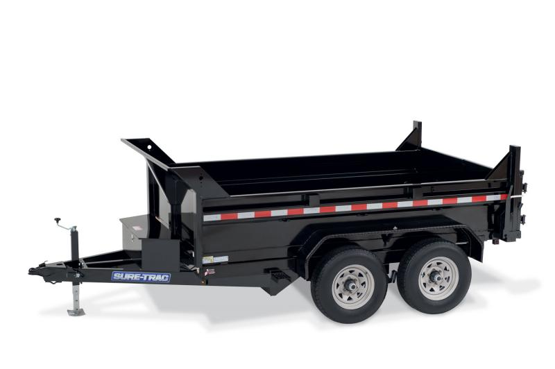Sure-Trac SD Low Profile Dump