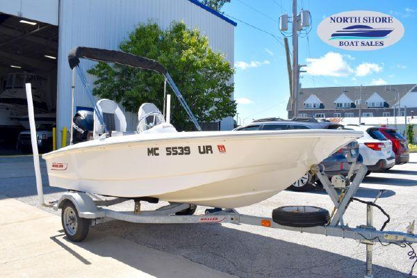 2010 Boston Whaler 130 SS Runabout Boat