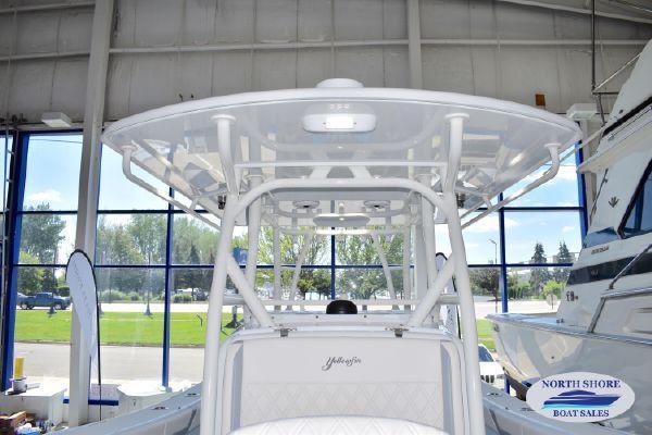 2022 Yellowfin 36CC Center Console