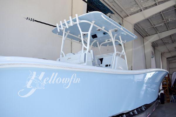 36 2020 Yellowfin 36CC