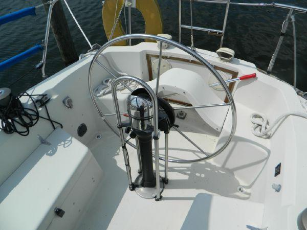 1980 Other C&C 34 SLOOP Sailboat