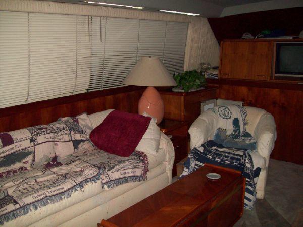 48 1987 Ocean Yachts 48 Super Sport