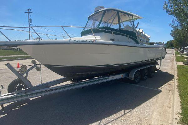 1996 Pursuit Boats 2870 Offshore Fishing Boat