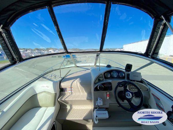 2007 Sea Ray 260 Sundancer Cruiser (Power)