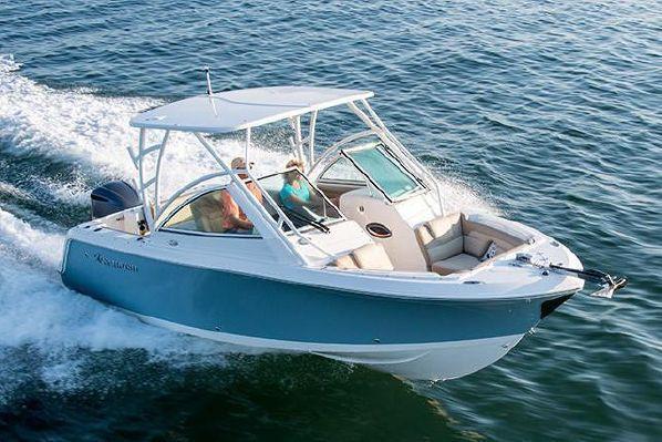 24 2020 Sailfish 245 DC