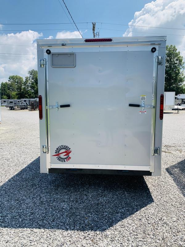 2021 Homesteader Trailers 21 HS 612 IS S IL V 6FT Enclosed Cargo Trailer