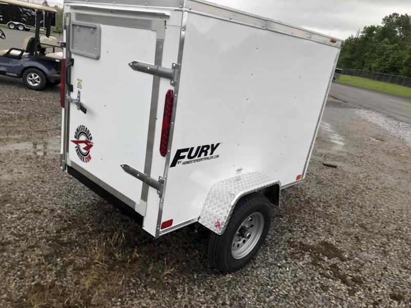 2021 Homesteader Trailers 406 FS Enclosed Cargo Trailer
