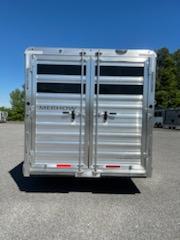 2021 Merhow Trailers 8009 RWS Horse Trailer
