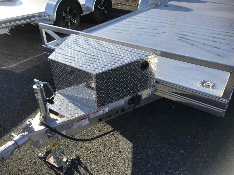 2021 Sundowner Trailers 4000 AP 22' Car / Racing Trailer