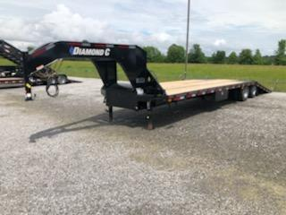 2020 Diamond C Trailers FMAX210 35x102 HDT Equipment Trailer