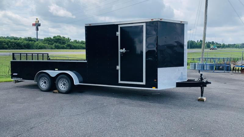 2018 Freedom Trailers 20' Outdoorsman Enclosed Cargo Trailer