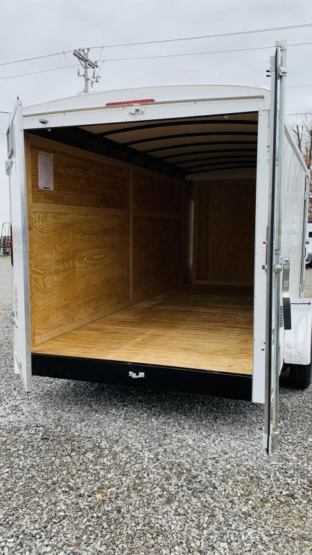 2021 Homesteader Trailers 716 Enclosed Cargo Trailer