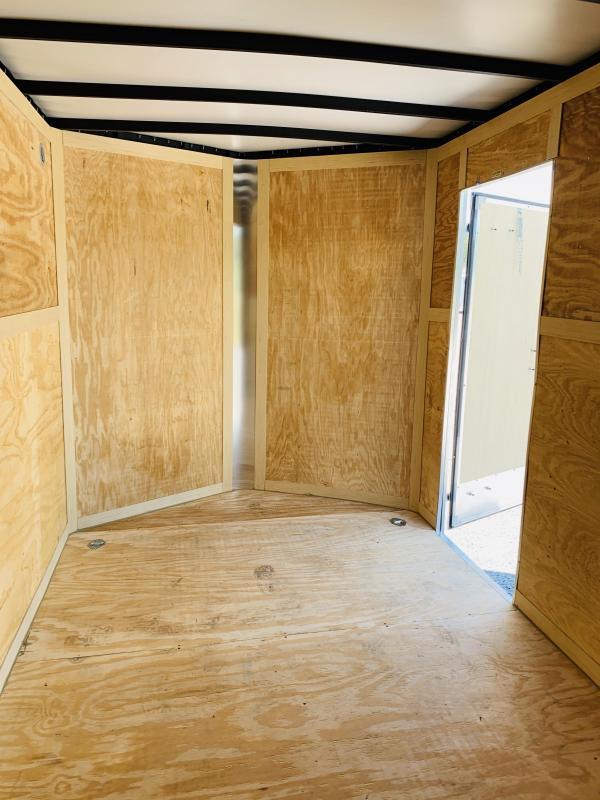 2021 Homesteader Trailers 21 HS 714 IT O H V 7ft Enclosed Cargo Trailer