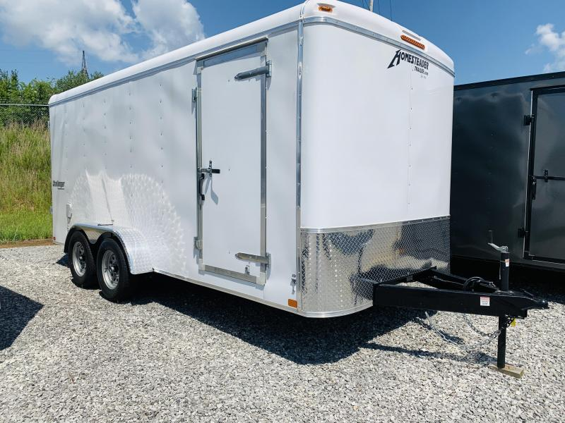 2021 Homesteader 716 CT Enclosed Cargo Trailer
