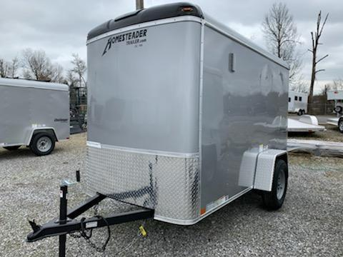 2020 Homesteader 510 CS Enclosed Cargo Trailer