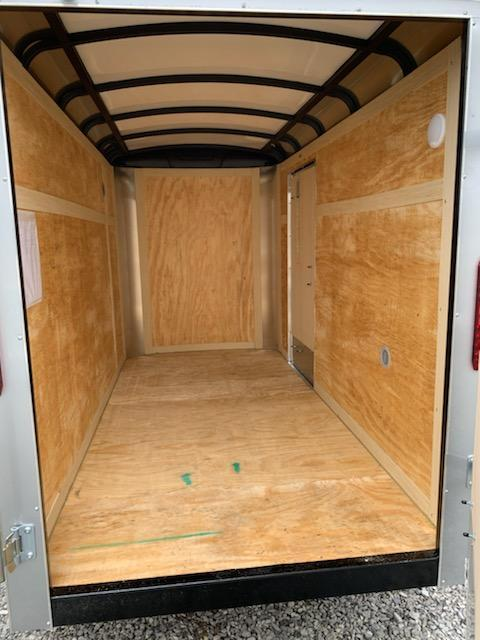 2020 Homesteader 510 CS Enclosed Cargo Trailer