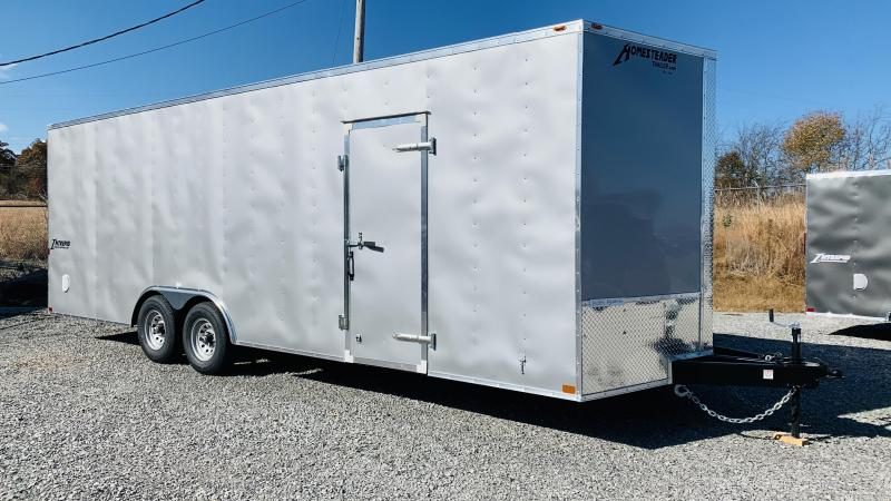 2021 Homesteader Trailers 824 IT Enclosed Cargo Trailer
