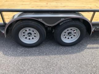 2020 Diamond C GTU235 16x83 Utility Trailer