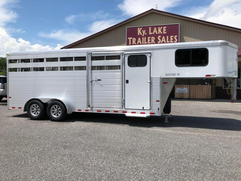 2020 Sundowner 20' GN Rancher TR  Livestock Trailer