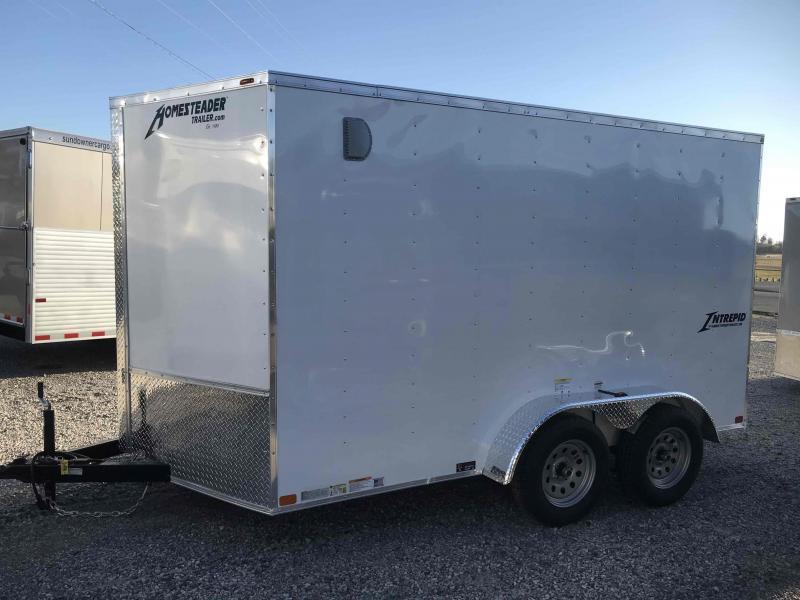 2021 Homesteader Trailers 712 IT Enclosed Cargo Trailer