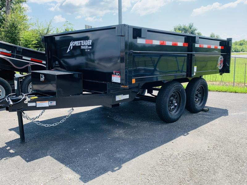 2021 Homesteader 610 LB Dump Trailer
