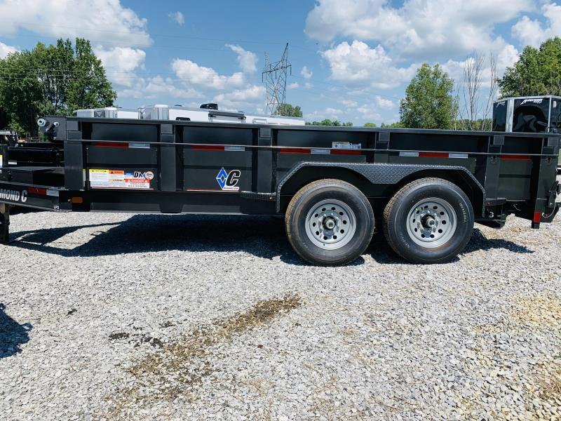 2020 Diamond C Trailers 20 DC 14x82 Low Pro Dump Trailer Dump Trailer
