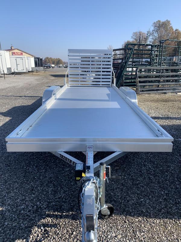 2020 Aluma 7820 ESA-TA-TG Utility Trailer
